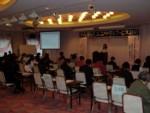 講義「ユニバーサルサービスの基礎知識」(講義風景)2